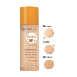 BIODERMA PHOTODERM NUDE SPF 50+ CLARO 40 ML